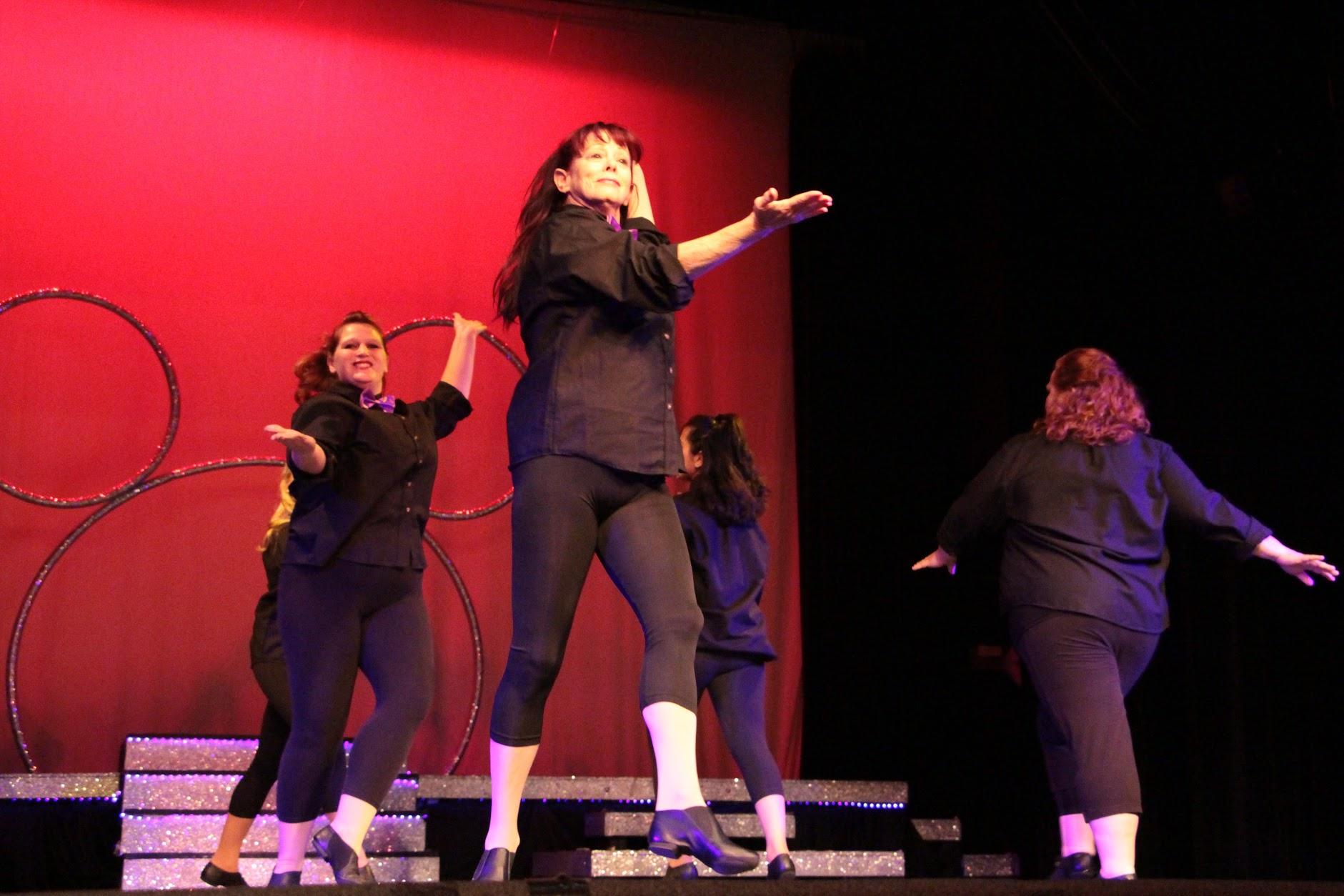 298 Mickey Show, Studio S, Menlo College