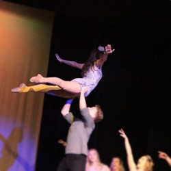 Such an amazing moment in our show last month