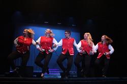 373 Mickey Show, Studio S, Menlo College