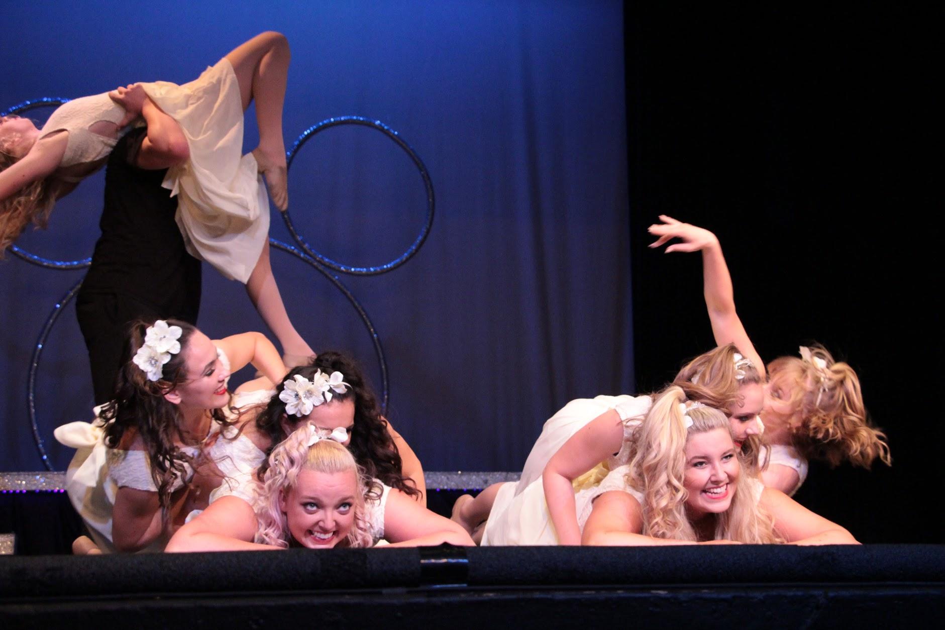 151 Mickey Show, Studio S, Menlo College