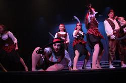 1301 Mickey Show, Menlo College