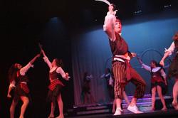 1271 Mickey Show, Menlo College