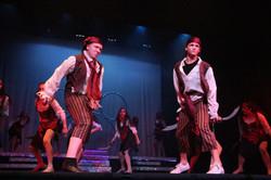 1037 Mickey Show, Menlo College