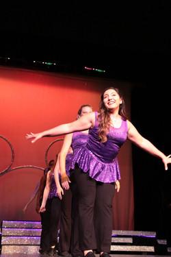 619 Mickey Show, Menlo College