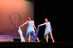 528 Mickey Show, Menlo College