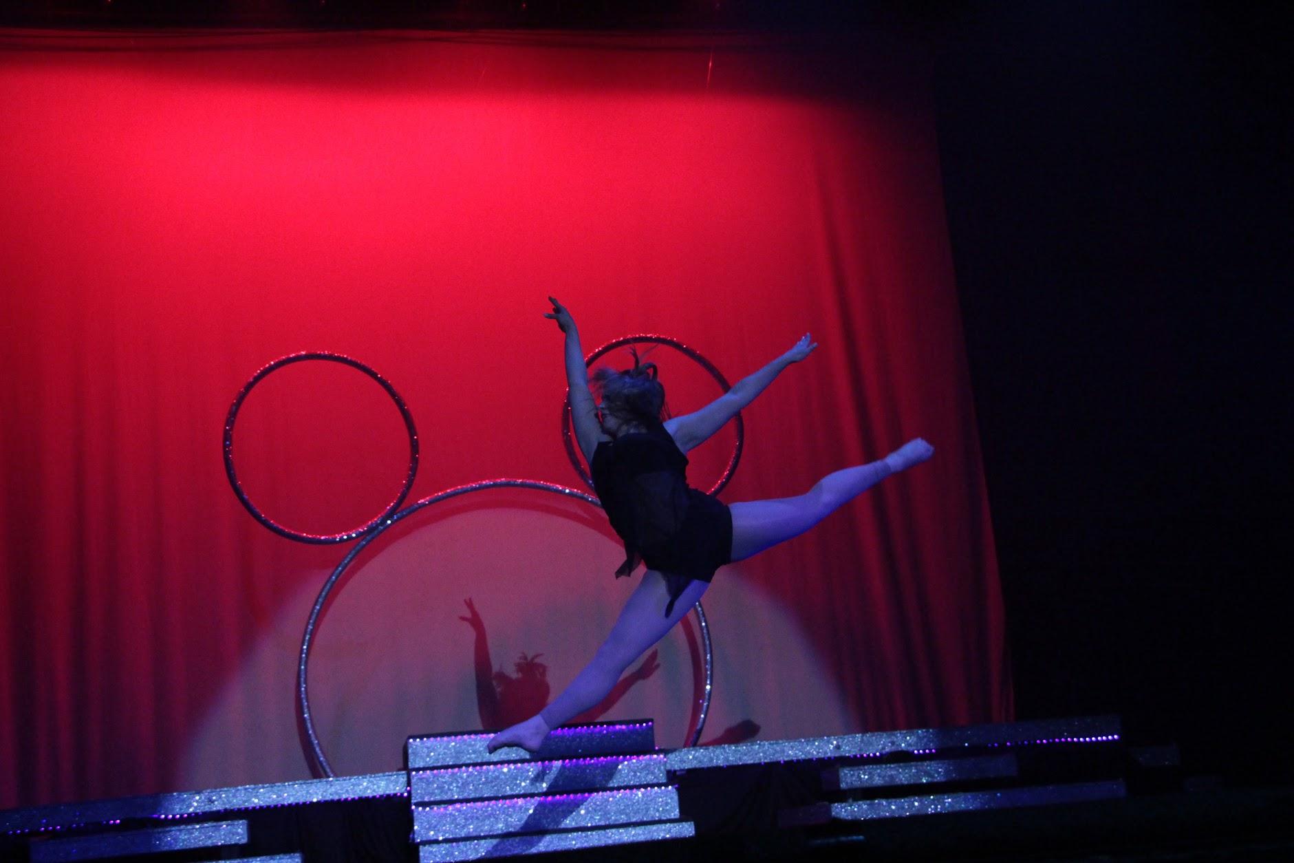 332 Mickey Show, Studio S, Menlo College