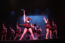 1263 Mickey Show, Menlo College