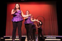 751 Mickey Show, Menlo College