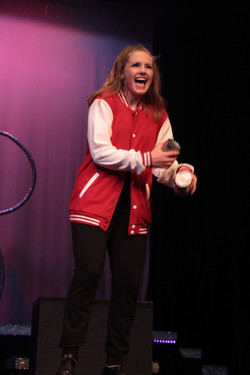 1356 Mickey Show, Menlo College