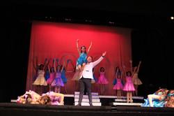 1149 Mickey Show, Menlo College