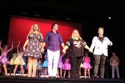 1180 Mickey Show, Menlo College