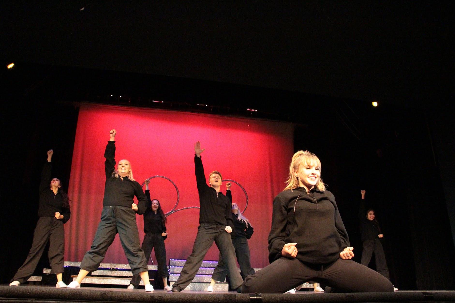 263 Mickey Show, Studio S, Menlo College