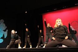 891 Mickey Show, Menlo College