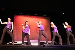 654 Mickey Show, Menlo College