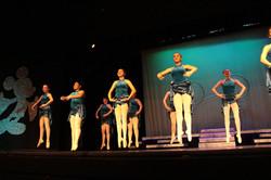 375 Mickey Show, Menlo College