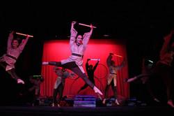 1160 Mickey Show, Menlo College