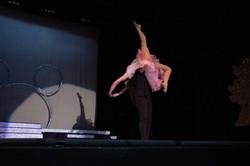 828 Mickey Show, Menlo College