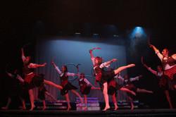 1025 Mickey Show, Menlo College