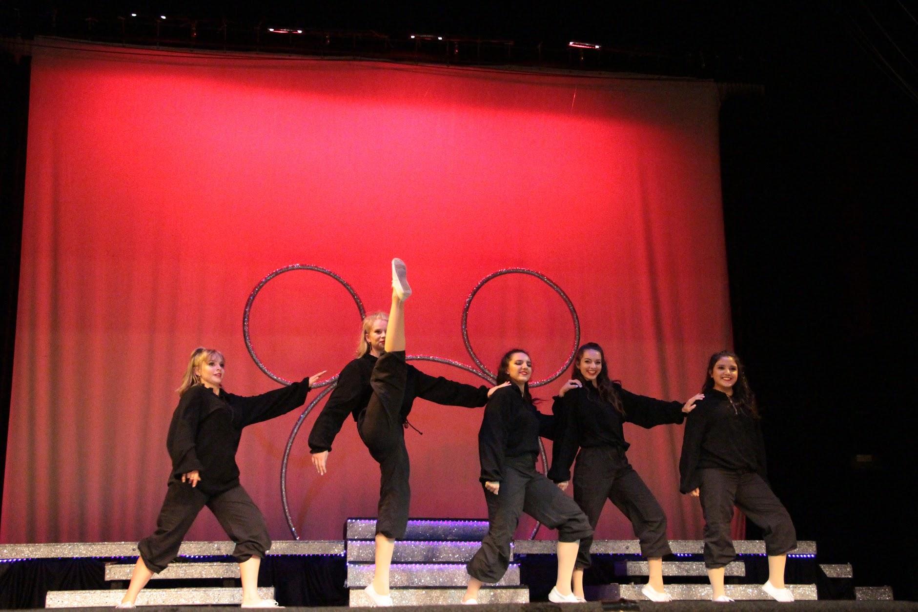 209 Mickey Show, Studio S, Menlo College