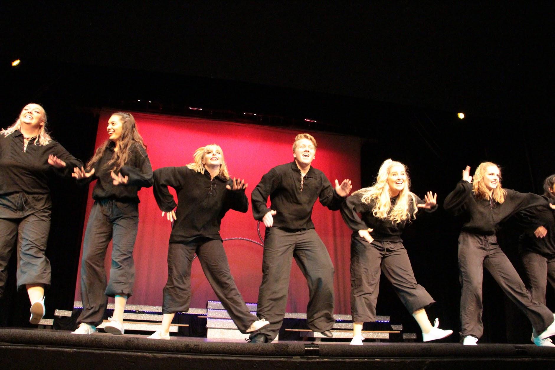 256 Mickey Show, Studio S, Menlo College