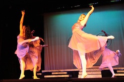 732 Mickey Show, Menlo College