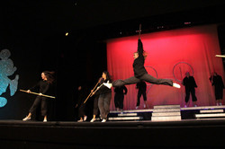 855 Mickey Show, Menlo College