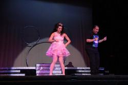 864 Mickey Show, Menlo College