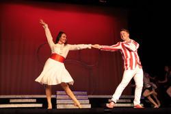 098 Mickey Show, Menlo College