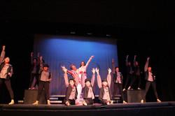 493 Mickey Show, Menlo College