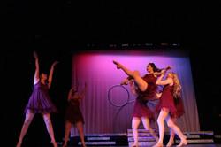 164 Mickey Show, Menlo College