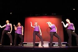 802 Mickey Show, Menlo College