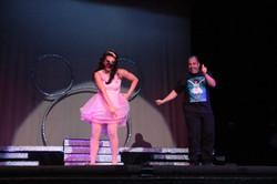 867 Mickey Show, Menlo College