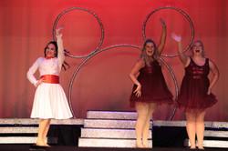 008 Mickey Show, Menlo College