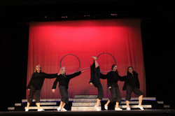 814 Mickey Show, Menlo College