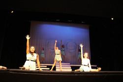 603 Mickey Show, Menlo College