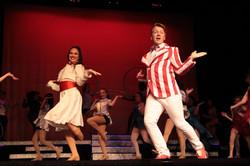 099 Mickey Show, Menlo College