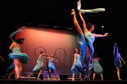553 Mickey Show, Menlo College