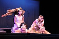 398 Mickey Show, Menlo College