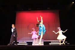 1416 Mickey Show, Menlo College