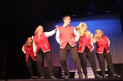 1401 Mickey Show, Menlo College
