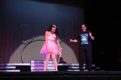 866 Mickey Show, Menlo College