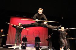 239 Mickey Show, Studio S, Menlo College