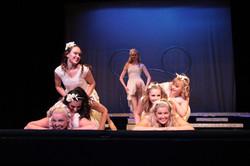 451 Mickey Show, Menlo College