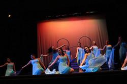 571 Mickey Show, Menlo College