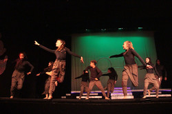984 Mickey Show, Menlo College
