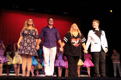 1181 Mickey Show, Menlo College