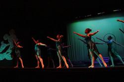 372 Mickey Show, Menlo College