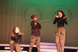 991 Mickey Show, Menlo College