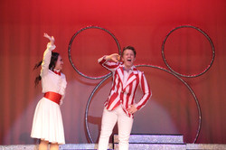 058 Mickey Show, Menlo College