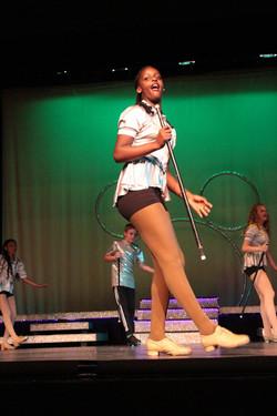 095 Mickey Show, Menlo College